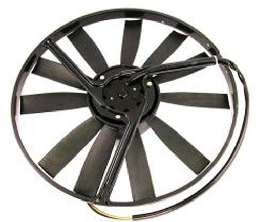 GENUINE MERCEDES - Mercedes® OEM Auxiliary Fan Assembly, 2001-2005 (203/209)