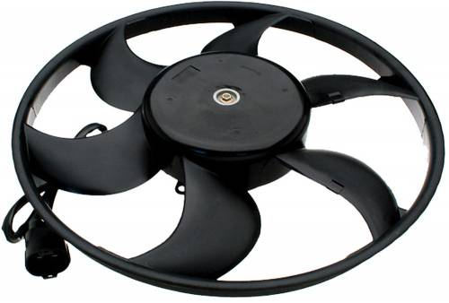 Performance Products® - Mercedes® OEM Auxiliary Fan Motor Without Shroud, 1997-2004