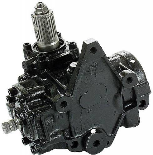 Performance Products® - Mercedes® Steering Box, Rebuilt, Comes Without Pitman Arm and Without Solenoid, 1994-1999 (140)