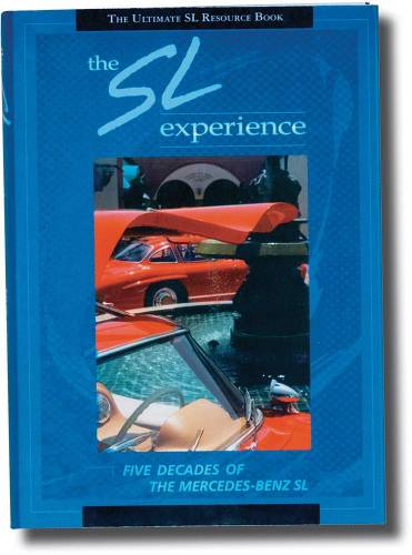 Performance Products® - Mercedes® The Complete History of the SL Roadster