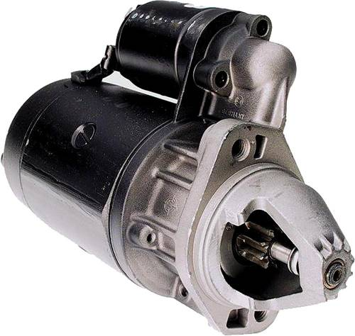 BOSCH - Mercedes® Bosch Starter Motor, Rebuilt, 1981-1984 (126)