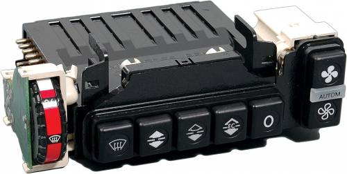 Performance Products® - Mercedes®  A/C Switch Assembly,  Rebuilt,  1981-1985 (123)