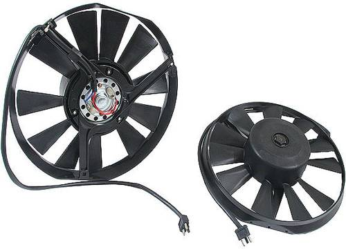 Performance Products® - Mercedes® Auxiliary Engine Cooling Fan 1973-1993