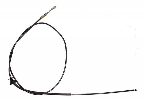 Performance Products® - Mercedes® Cable, Hood Release, 1986-1995 (124)