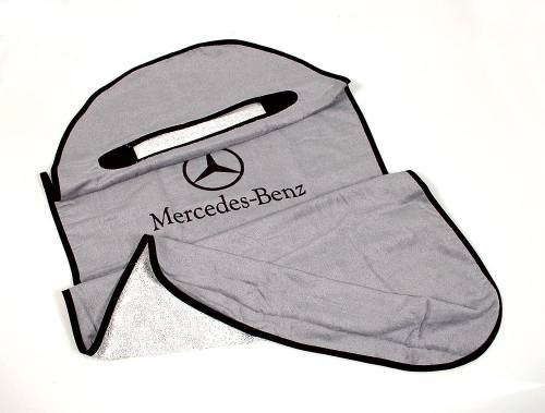 Performance Products® - Mercedes® Gray Seat Towel