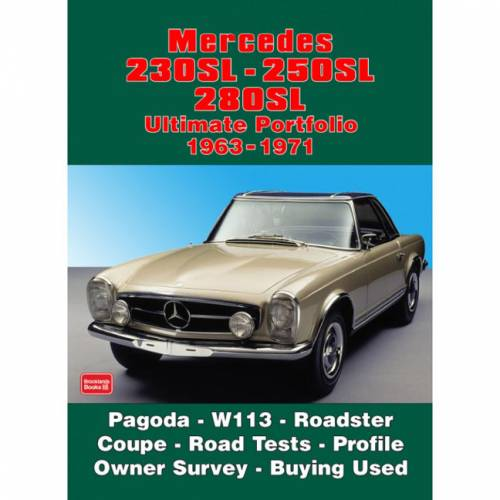 Performance Products® - Mercedes 230-250-280SL Ultimate Portfolio 1963-1971