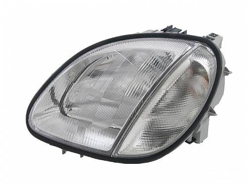 Performance Products® - Mercedes® Headlight Assembly, Halogen, Left, SLK-Class 1998-2004 (170)