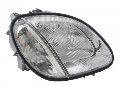 Performance Products® - Mercedes® Headlight Assembly, Halogen, Right, SLK-Class 1998-2004 (170)