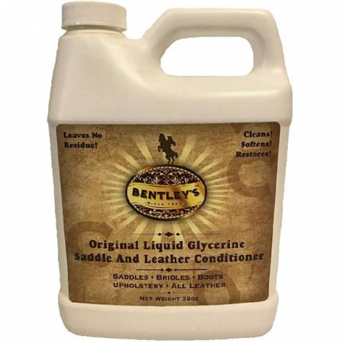 Performance Products® - Bentley's® Leather Cleaner, One Quart Bottle
