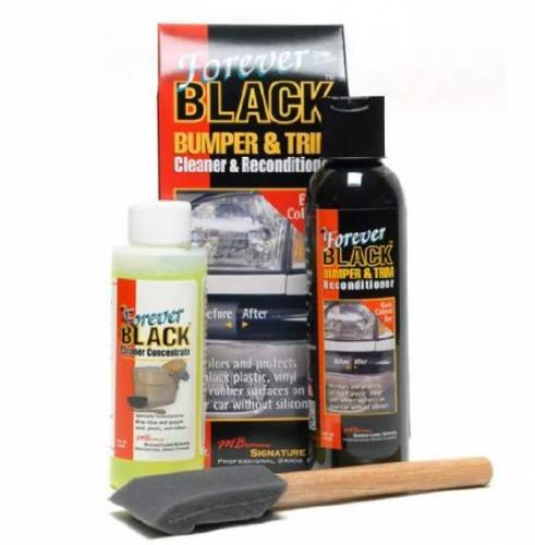 Performance Products® - Forever Black Bumper & Trim Cleaner & Reconditioner Kit