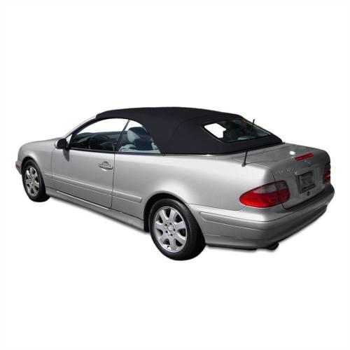 GAHH - Mercedes® Convertible Top, Original German A5 Sonnenland Canvas, 1998-2003 (208)