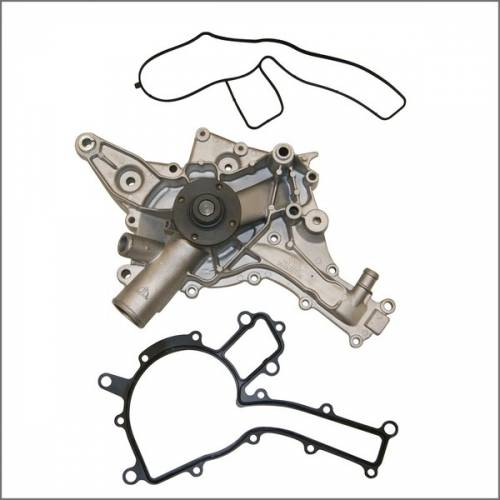 Performance Products® - Mercedes® Engine Water Pump, 1998-2011